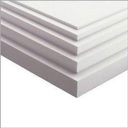 White Normal EPS Thermocol Insulation Sheet, Thickness: 5 - 10 mm