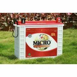 Micro Tall Tubular C10 120 AH Battery
