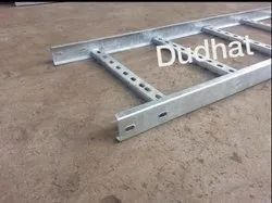 SS Ladder Type Cable Tray