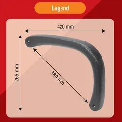 Legend  Chair Handle