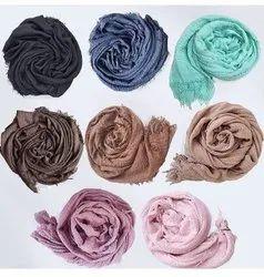 Dye Scarves