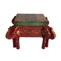 Elephant Shape Dry Fruit Box