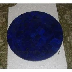Beautiful Lapis Lazuli Table Top