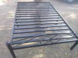 Mild Steel Double Bed Frame