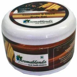 Aromablendz Cinnamon and Clove Body Gel