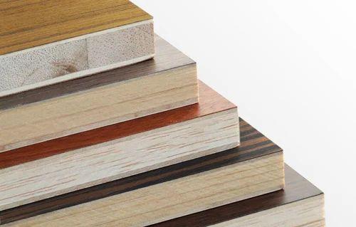 Brown Teak Block Board, Thickness: 19 mm