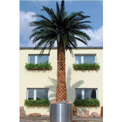 Pvc Outdoor Artificial Palm Tree