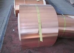 Beryllium Copper Strips / Beryllium Copper Coil / Beryllium Copper Foil