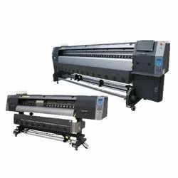 10 Feet ECO Solvent Printing Machine