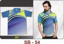 SB-54 Polyester T-Shirts