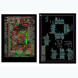 PCB Schematic Artwork  Layout Design