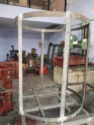 Machinery Base Frame