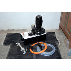 Hydro Pneumatic Web Aligner