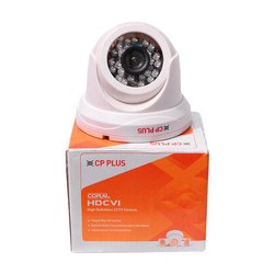 Analog Camera 2 MP CP Plus 2.4mp dome camera, for Indoor