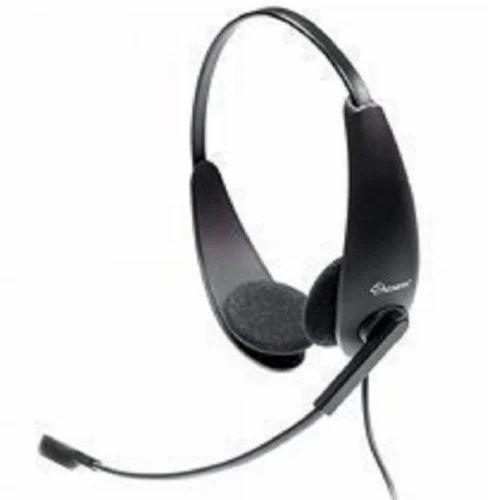 401c018f846 Accutone Black Tb710 Qd5 Headset, Rs 2500 /piece, Optima ...