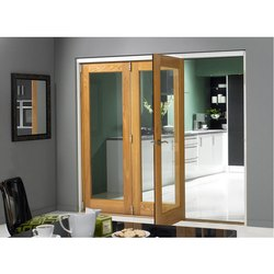 Three Folding Door