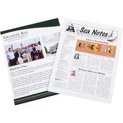 Paper Newsletter Printing Service