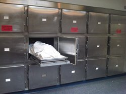 Multiple Bodies Mortuary Machine
