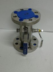 Double Block & Bleed Valve