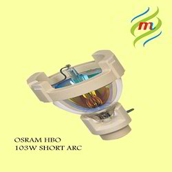 Osram HBO 103W Arc Lamps