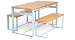 Stylish Cafeteria Furniture