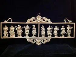 Brass Dashavatar