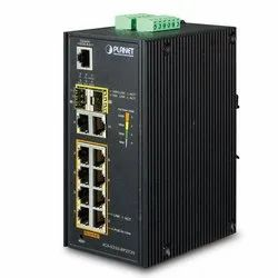 IGS-5225-8P2T2S Managed Ethernet Switch