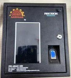 Precision Aadhaar Biometric Fingerprint Attendance System