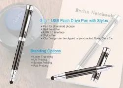Promotional Pen Style USB Flash Drive