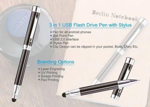 Promotional Pen Style Usb Flash Drive