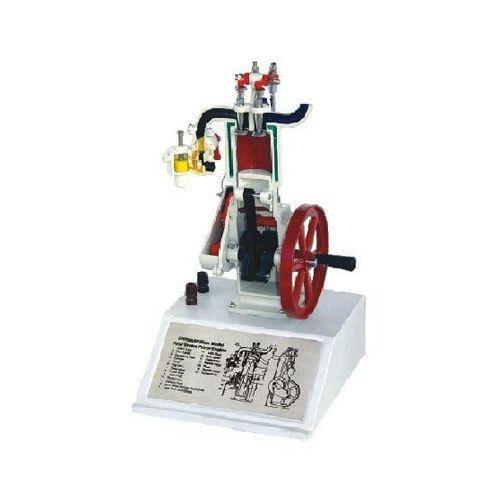4 Stroke Laboratory Petrol Engine