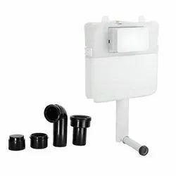 PVC Jaquar Single Piece Slim Concealed Toilet Cistern