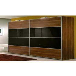ARISTO Glass Wardrobe