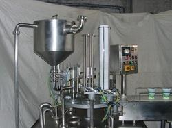 Lassi Cup Filling Machine