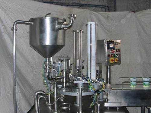 Filling Machines Matka Filling Machine Manufacturer From