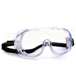 Goggles Chemical Splash 3m 1621 In Clear