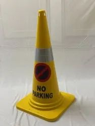 Traffic Cone No Parking
