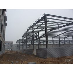 Pre Fabricated Industrial Building Services