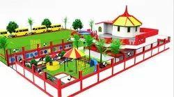 School Architect And Interior Design Service