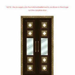 Pooja Room Doors - Pooja Room Doors with glass ...