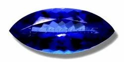 Tanzanite Faceted Marquise Gemstone