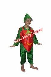 Kids Smily Strawberry Costume