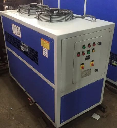 Air Cooled Scroll Chillers - Single Compressor