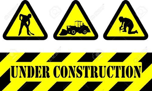 Construction Signs, निर्माण के लिए साइन at Rs 0.85 /square ...
