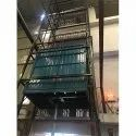 Hydraulic Lift Material Goods