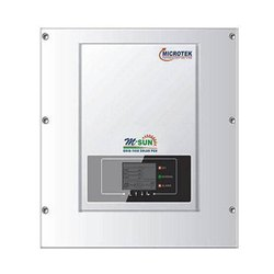 11 Kw Msun Microtek On Grid Solar Inverter