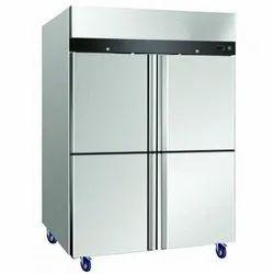 Reach In Cabinets 4 Door Reach In Freezer, Warranty: 3 Years