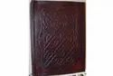 Celtic Design Leather Journal