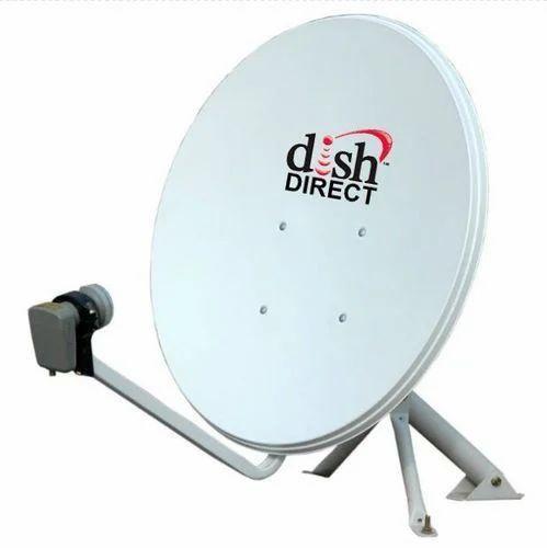 Offset Satellite Dish Tv Antenna सैटेलाइट एंटीना Sayam
