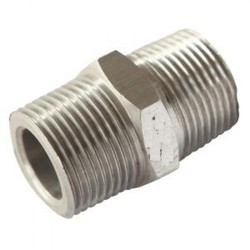 Duplex Steel Nipple
